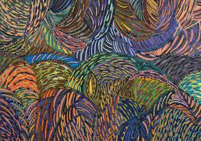 Pacita Abad, 'Day dream', 1988