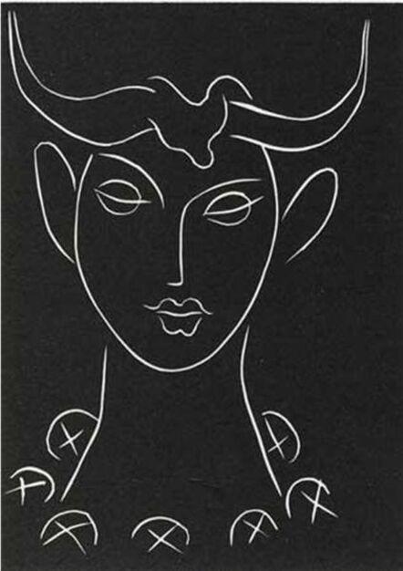 Henri Matisse, '...j'irai a ce que j'ai voulu, sans fierte comme sans remords...', 1944