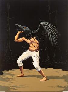 Emmanuel Crespo, 'Wrestling an Angel', 2020