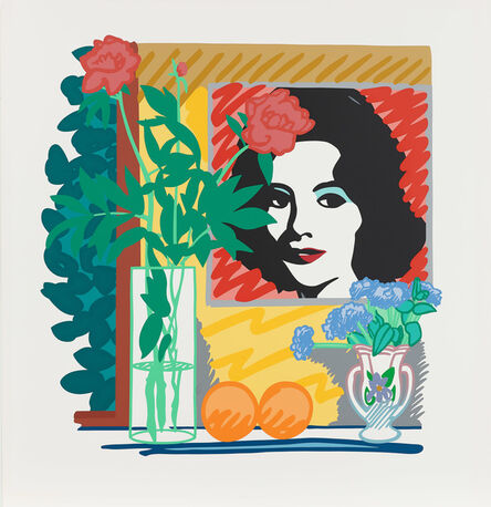 Tom Wesselmann, 'Still Life with Liz', 1992