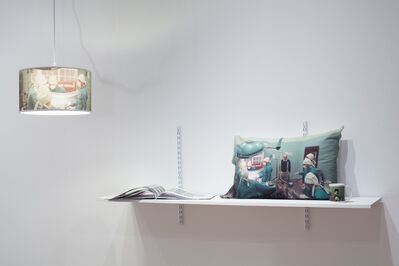 """Eva and Franco Mattes, 'Agreement #1 (Internet image search result for """"guest"""" printed on various objects by online services)', 2014"""