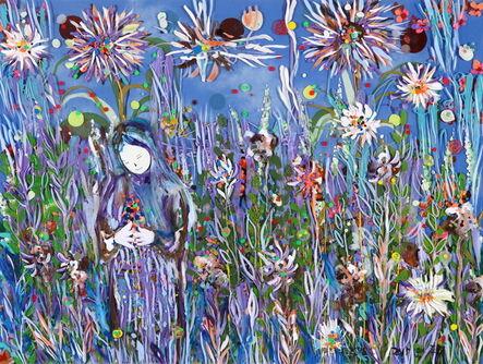 Lee Dooseup, 'Blue balloon 1', 2015