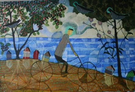 Donald Saaf, 'Bicycle'