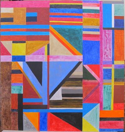 Atta Kwami, 'Maroons', 2017