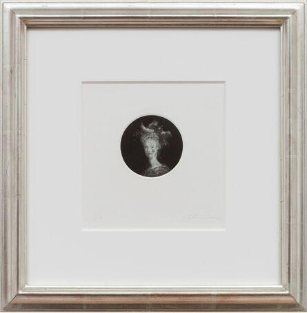 John Currin, 'Turbanetta', 2016