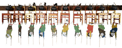 Heri Dono, 'Shock Therapy for Political Leader', 2004