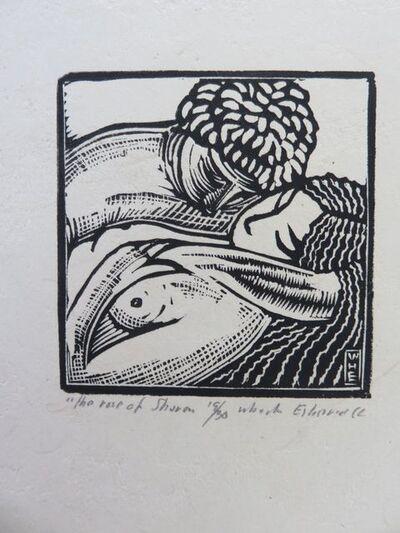 Wharton Esherick, 'Rose of Sharon, 19/30', ca. 1920