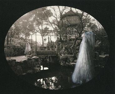 Lin Tianmiao & Wang Gongxin, 'Here ? or There ? N°15', 2003