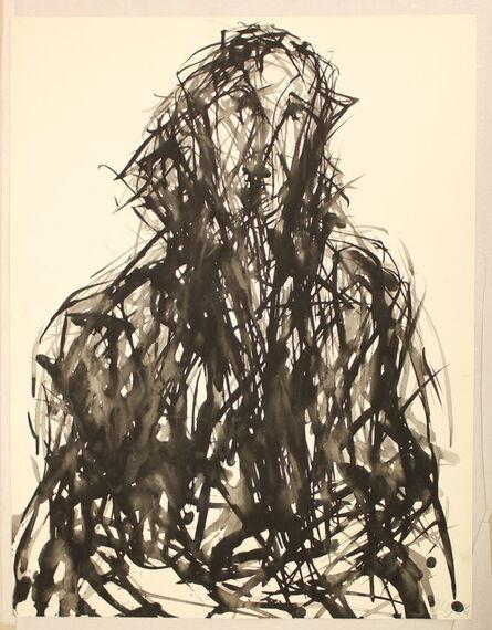 Max Uhlig, 'Bildnis', 1986
