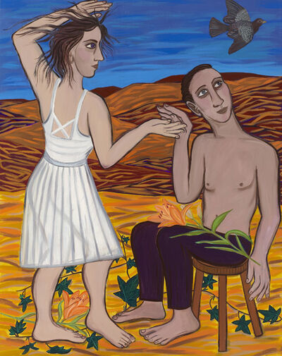 Eileen Cooper, 'Heaven and Earth', 2012