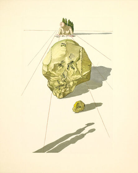 Salvador Dalí, 'Hell Canto 33 (The Divine Comedy)', 1959-1964
