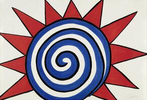 Alexander Calder, 'Spiral Sun', nd