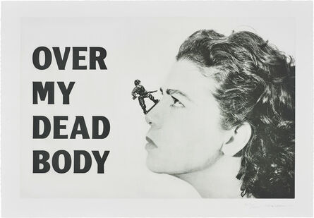 Mona Hatoum, 'Over My Dead Body, from Love it or Leave it', 1988-2002/2005