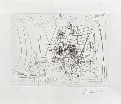 Pablo Picasso, 'Theater', 1967