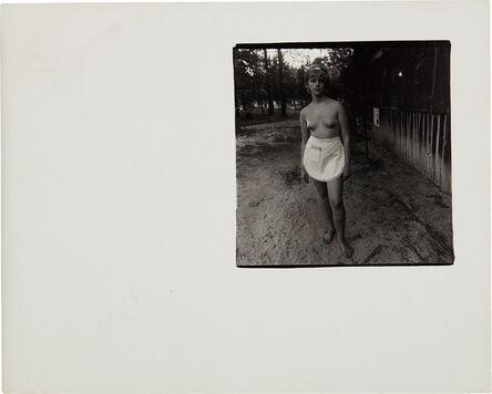 Diane Arbus, 'Waitress, Nudist Camp, N.J.', 1963