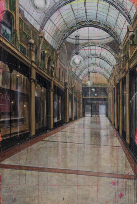 Peter Waite, 'Market/Leeds', 2015