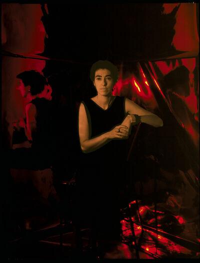 Clegg & Guttmann, 'Portrait of a young woman', 2005