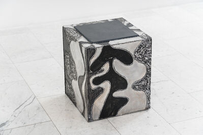 Paul Evans (1931-1987), 'Paul Evans, Argente Cube Table (PE-37), USA', ca. 1970