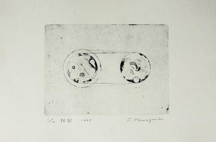 Tatsuo Kawaguchi, 'Correlation', 1963