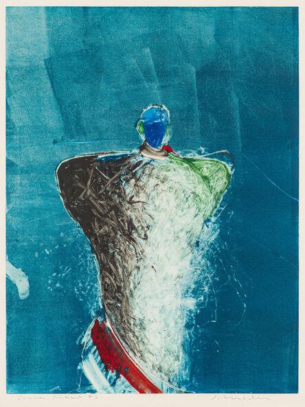 Fritz Scholder, 'Summer Portrait #2', 20th/21st Century