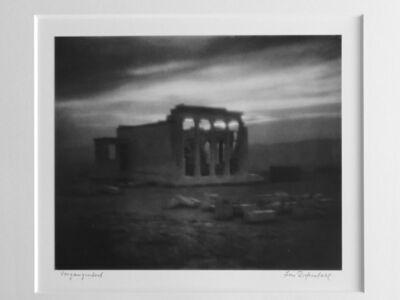 Leni Riefenstahl, 'Vergangenhiet (Past)', 1936