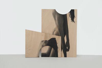 Thomas Dozol, 'Proposition for a Dance Sculpture (Nth Position)', 2015