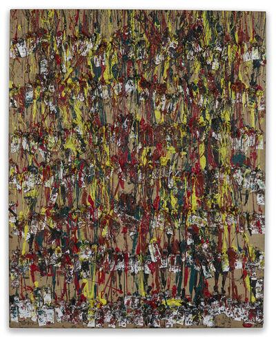 Arman, 'Untitled (paint tubes)', 1992
