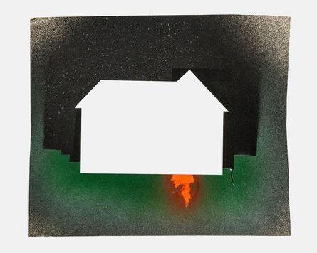 David Wojnarowicz, 'Dark House', 1979-1981