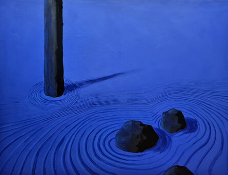 Ángel Padrón, 'Jardín japonés', 2003