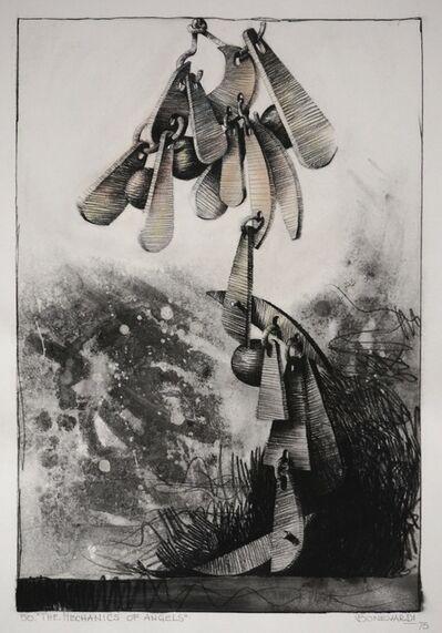 Marcelo Bonevardi, 'The Mechanics of Angels (50)', 1975