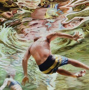 Anne Leone, 'Cenote Azul #12', 2019