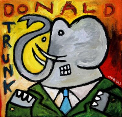 Keith Norval, 'Donald Trunk ', 2016