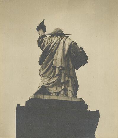 Berenice Abbott, 'Statue of Liberty', New York 1932
