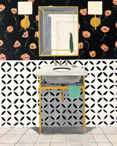 Polly Shindler, 'Bathroom Sink ', 2020