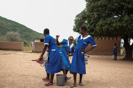 Rebecca Crook, 'Cape Maclear Secondary School Zimbabwe', 2016