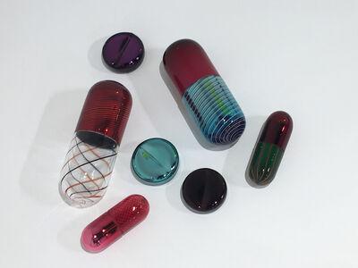 Beverly Fishman, 'Glass Grouping #2', 2011-2013