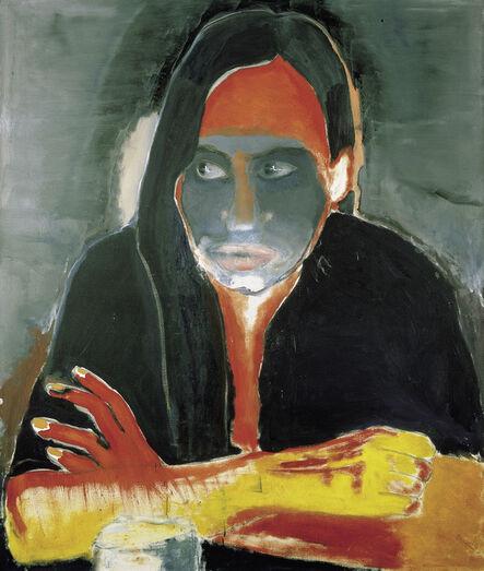 Marlene Dumas, 'Genetiese Heimwee / Genetic Longing', 1984