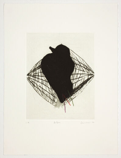 Marc Garneau, 'Intern', 2002