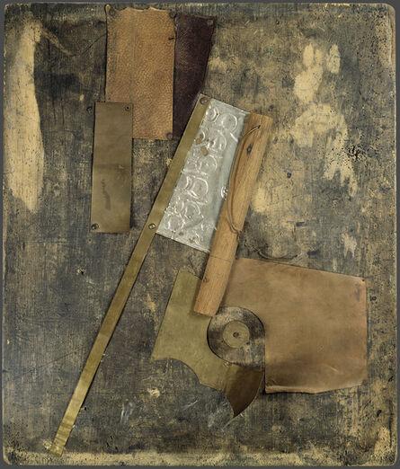 Vladimir Tatlin, 'Painterly Relief', 1914-1916