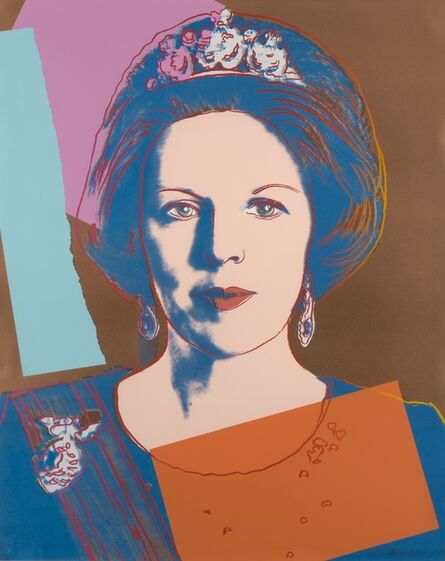 Andy Warhol, 'Queen Beatrix of the Netherlands | Royal Edition', 1985
