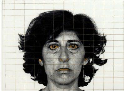 Esther Ferrer, 'Autoportrait Doré', 1995-1996