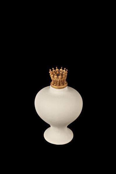 Ruby Rumie, 'Crowned Vessel 9', 2013