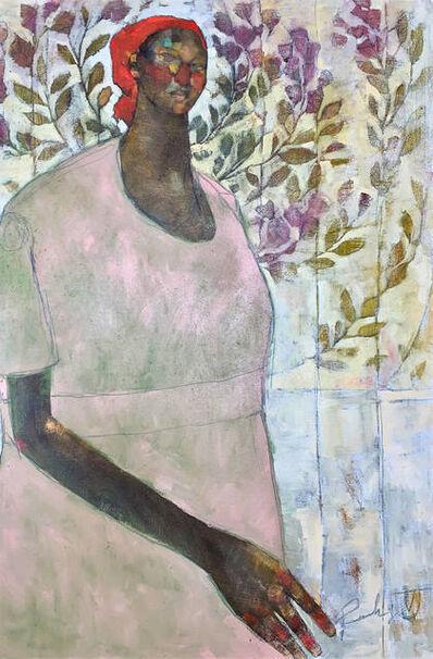 Olivia Mae Pendergast, 'Waiting in Bouganvillia ', 2020