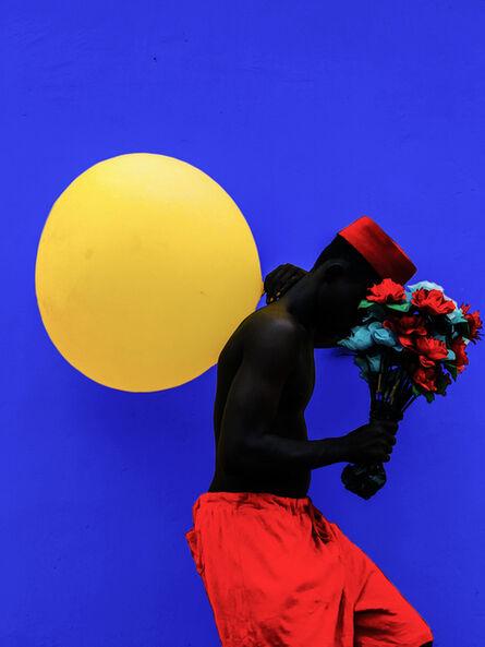 Derrick Ofosu Boateng, 'Le Sourire v2.0', 2021