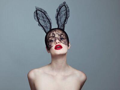 Tyler Shields, 'Bunny II', 2017