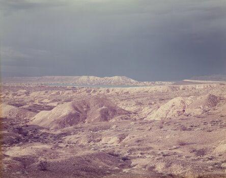 Richard Misrach, 'Lake Mead #1', 1986