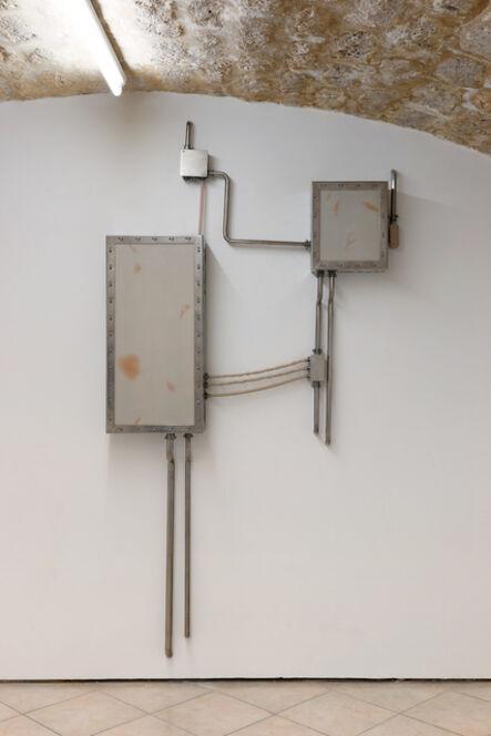 Dora Budor, 'The Architect, Offsite Injection', 2014