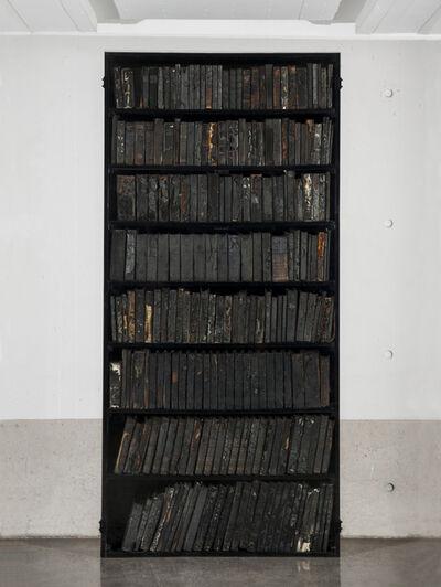 Javier Toro Blum, 'Libro Tachado (Pron) #2', 2018
