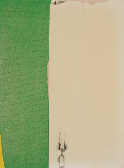 Jim Dine, 'CALICO (GALERIE MIKRO 37)', 1965