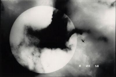 Kikuji Kawada, 'Helio-Spot and a Helicopter, Tokyo', 1990